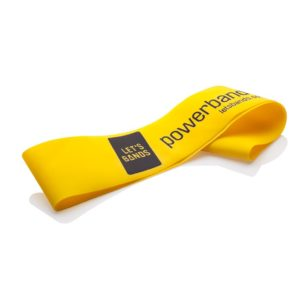 Powerbands Mini Yellow (Light)